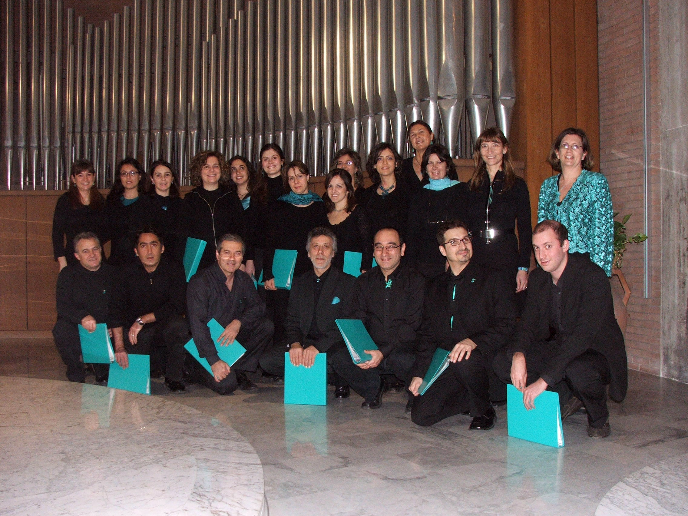 2006 - Concorso Sant'Achille (Coro Note Blu)