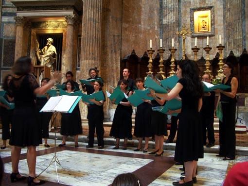 2007 - Concerto Pantheon (Coro Note Blu)