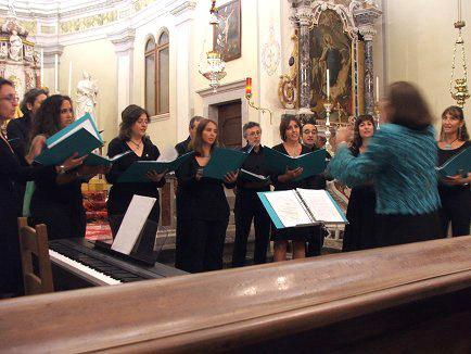 2007 - Lignano - Alpeadria (Coro Note Blu)