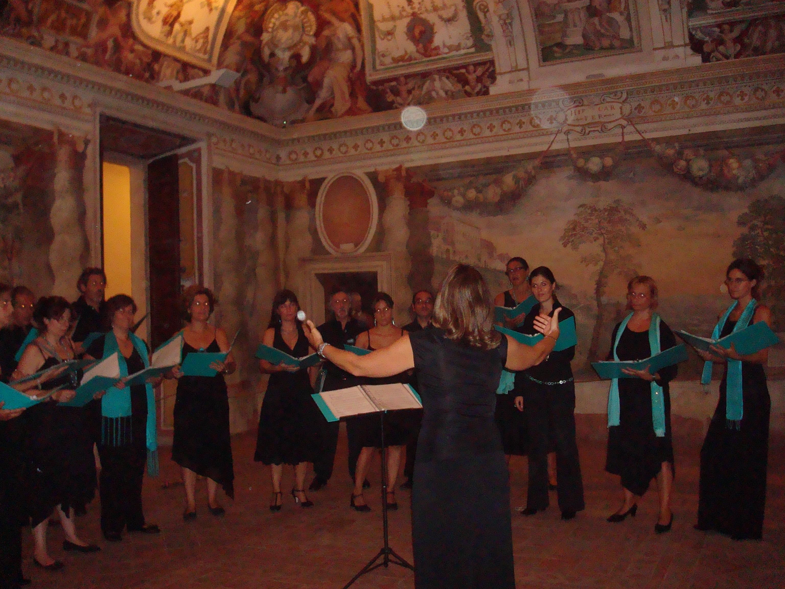 2008 - Villa d'Este 2 (Coro Note Blu)