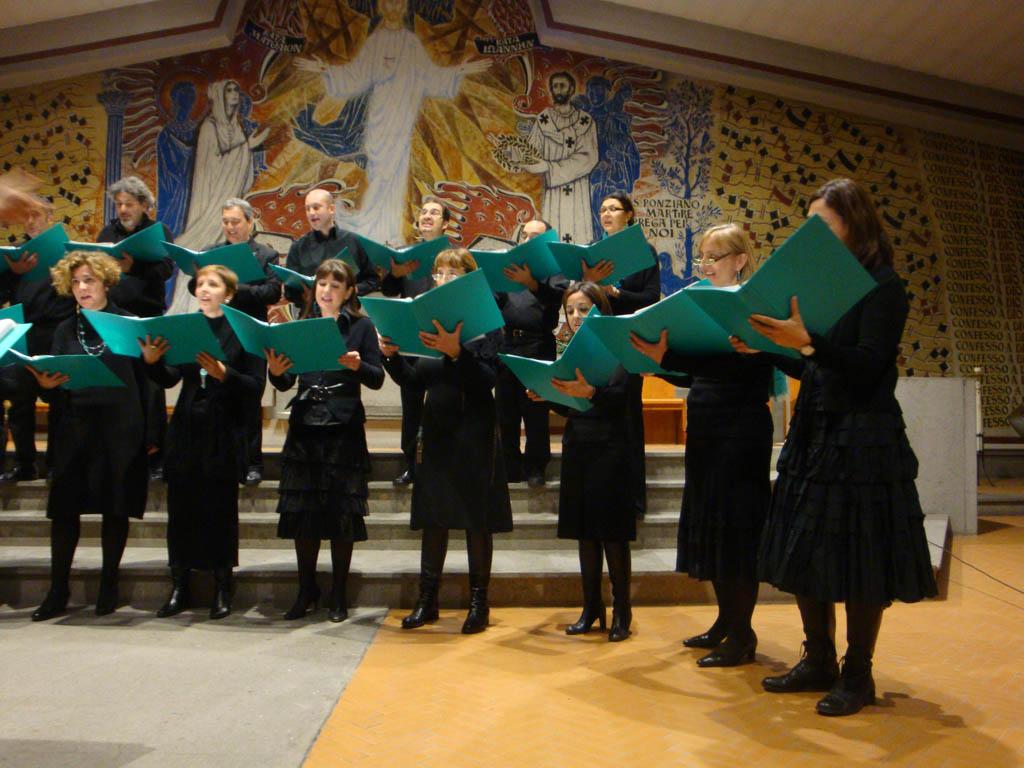 2009 - Trentennale - Rassegna  (Coro Note Blu)