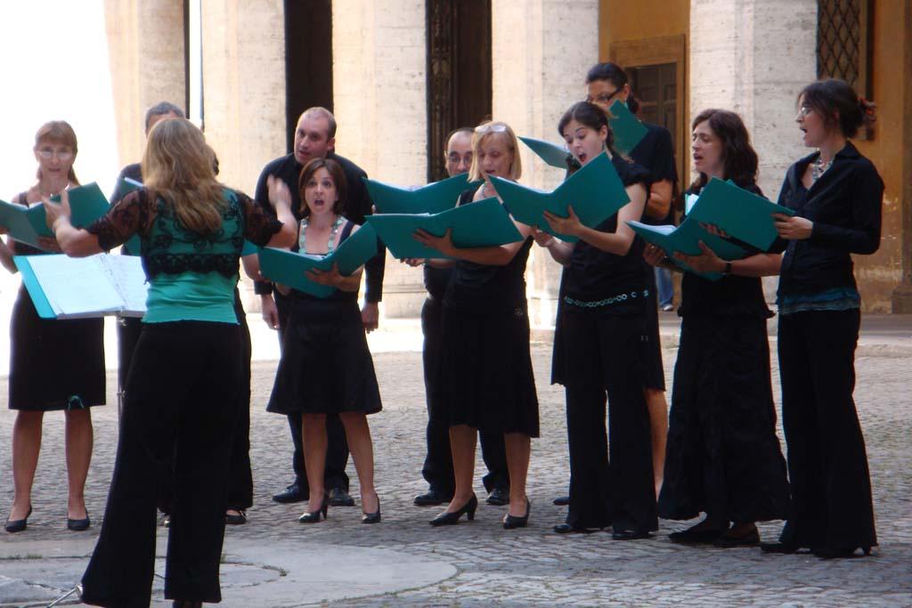 2009 - festa della musica - sant'ivo - sezione