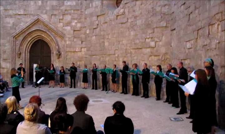 2011 - Concerto Castel del Monte (Coro Note Blu)