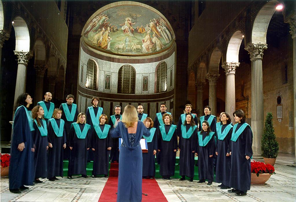 Storiche - Santa Sabina (Coro Note Blu)